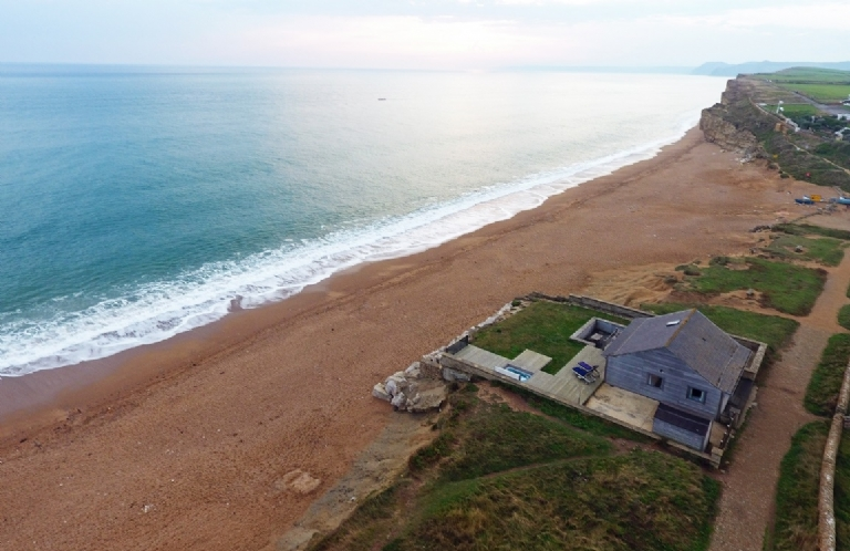 THE BEACH HOUSE  West Dorset, UK