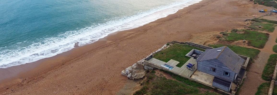 THE BEACH HOUSE  West Dorset, UK
