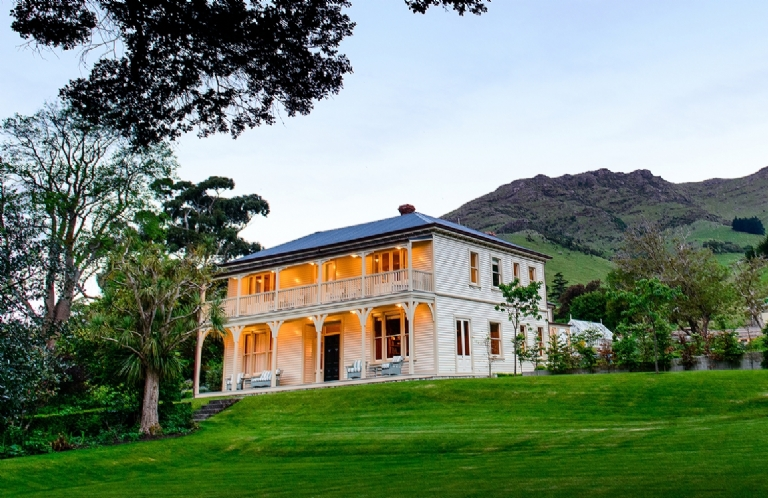 THE MAIN HOUSE New Zealand