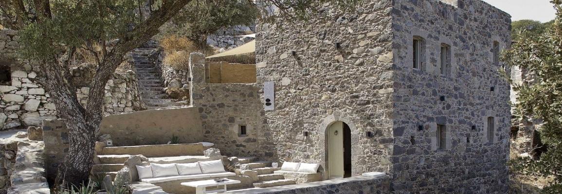 THE ROCK  GREECE. Nisyros island