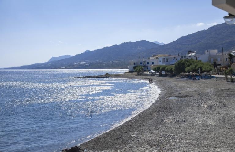 THE MOON GREECE. CRETE