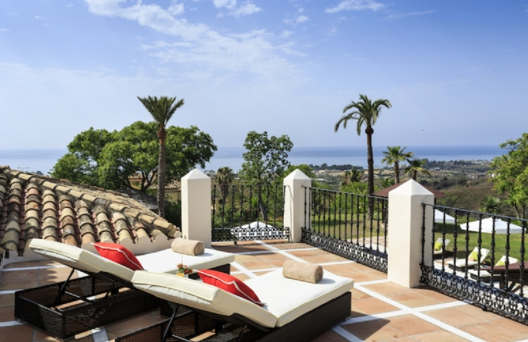 THE VILLA LUCIA SPAIN. COSTA DEL SOL