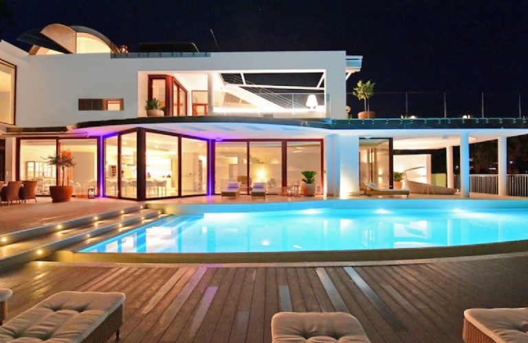 THE VILLA NARANJOS  SPAIN. MARBELLA