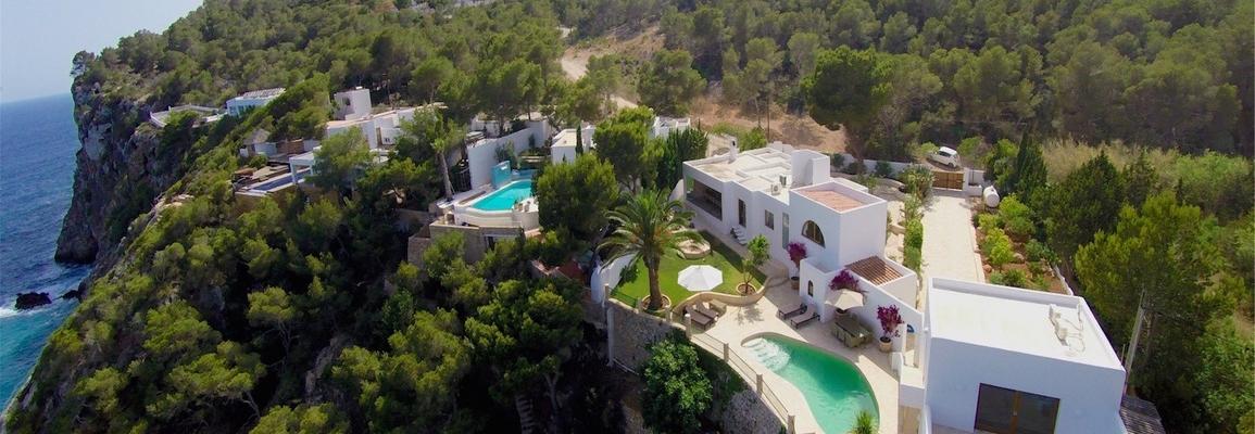 THE VILLA VISTASOLdenSERRA SPAIN. Balearics Islands Ibiza