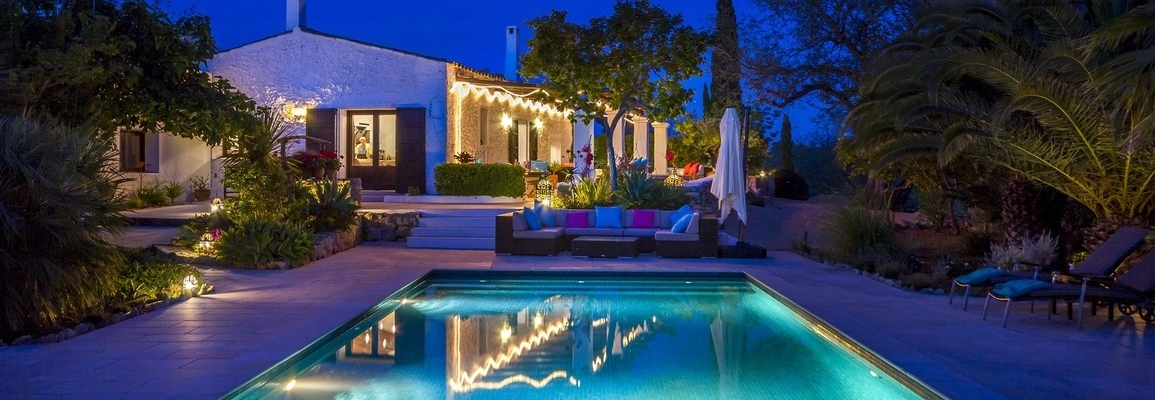 THE VILLA FINCA BONITO  SPAIN. Balearics Islands Ibiza