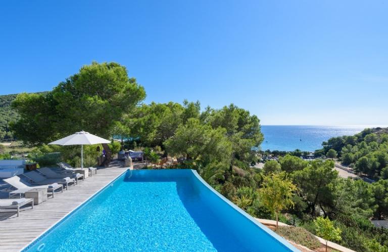 THE VILLA CasaBlancaJondal SPAIN. Balearics Islands. Ibiza