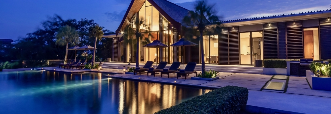 THE VILLA SAWARIN  Phuket. THAILAND