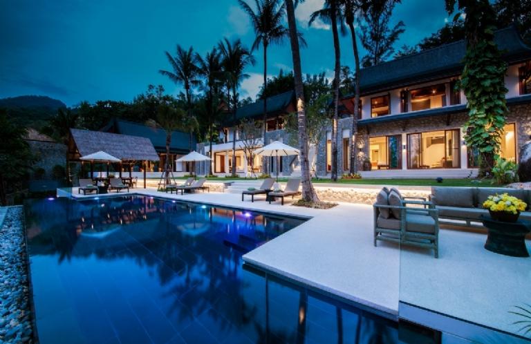 THE VILLA ANALAYA Phuket. THAILAND