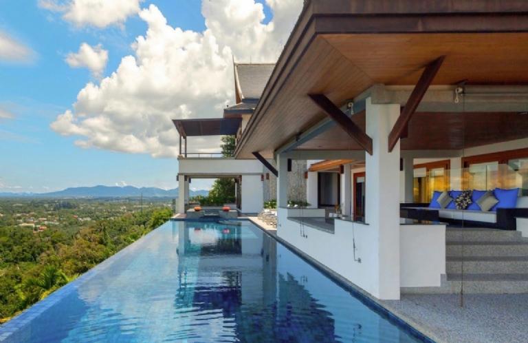 THE VILLA YANG SOM Phuket. THAILAND