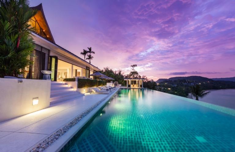 THE VILLA OCEANs11 Phuket THAILAND