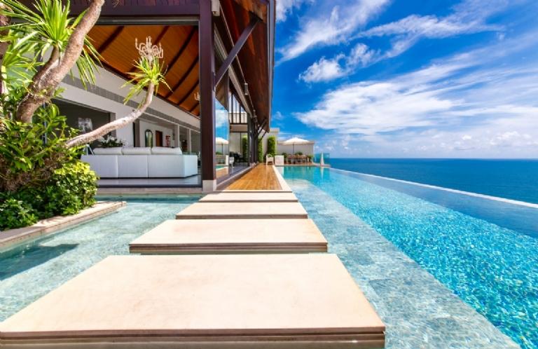 THE VILLA PARADISO Phuket THAILAND