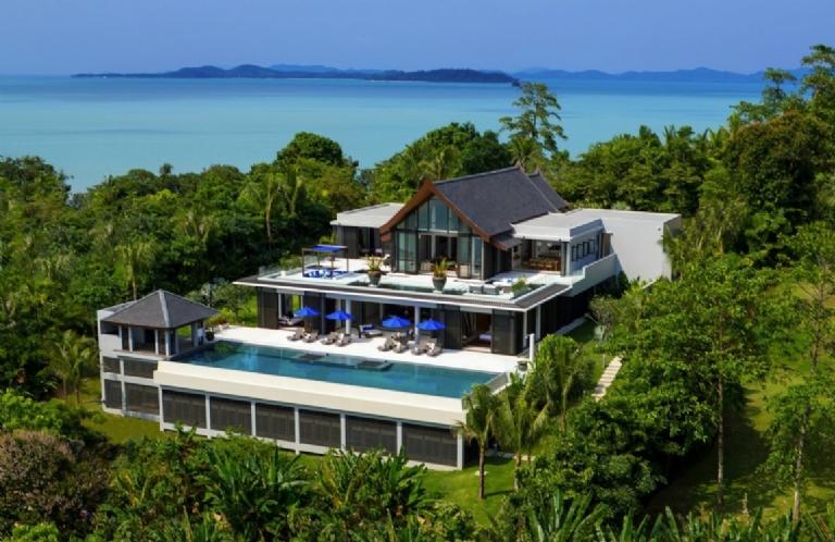 THE VILLA PADMA Phuket THAILAND