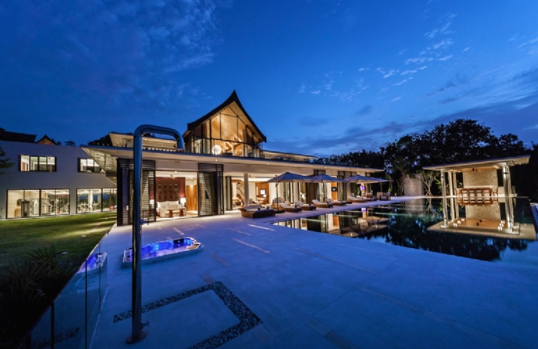 THE VILLA AMARAPURA Phuket THAILAND