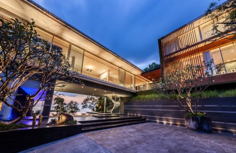 THE VILLA MAYAVEE Pukhet THAILAND