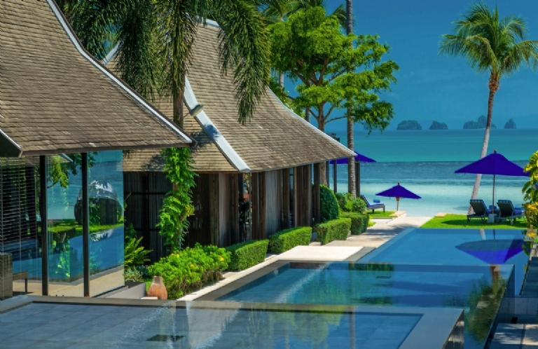 THE VILLA AKATSUKI Koh Samui THAILAND