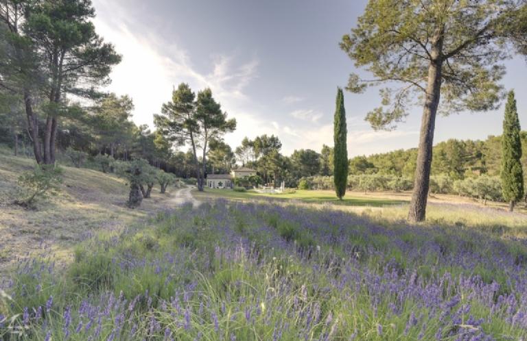 THE Villa MasCADENIERES  France. Saint-Remy-de-Provence