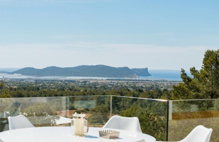 THE VILLA CanVitsa BELLE SPAIN.  Balearics Islands. Ibiza