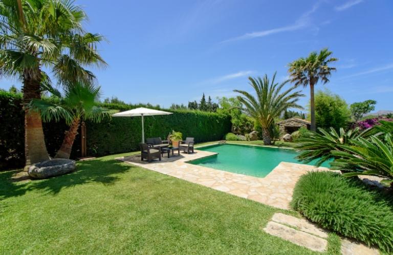 THE VILLA XANET SPAIN. Balearic Islands . Mallorca