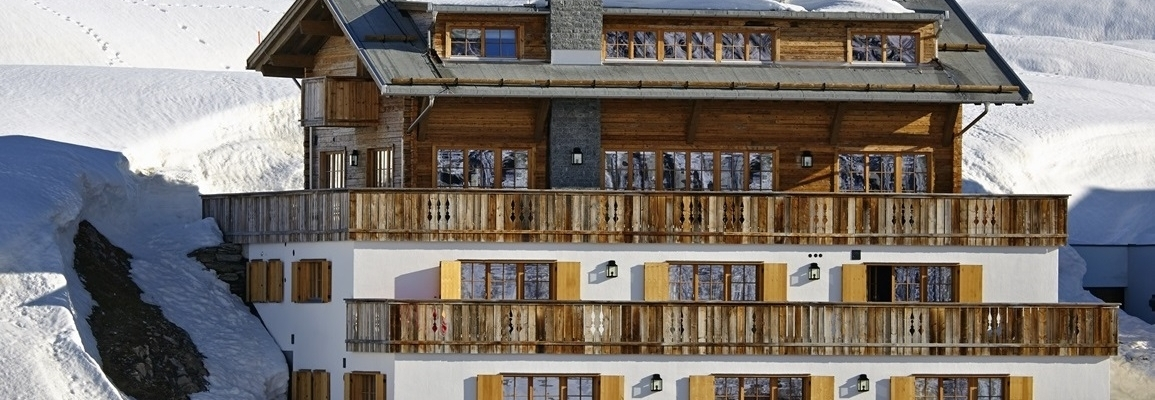THE PENTHOUSE  St Anton Austria