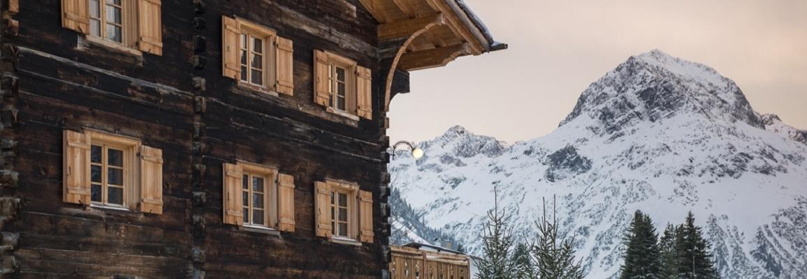 THE CHALET Lech Austria